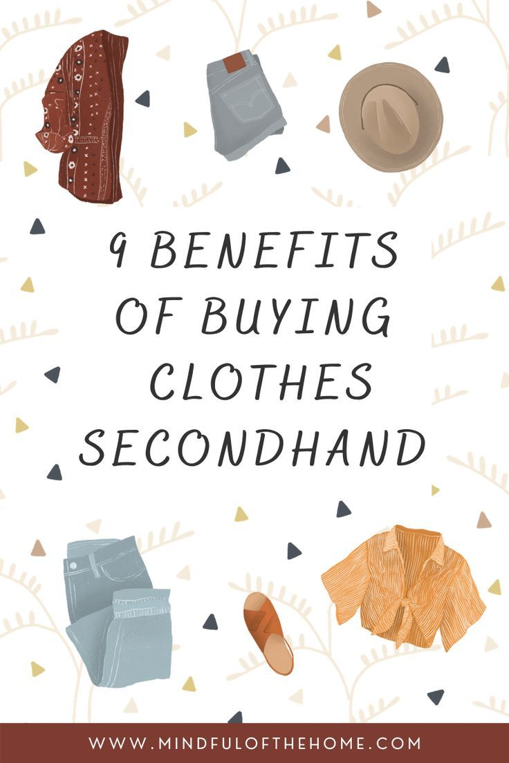Why Buying Secondhand Clothing Is Awesome In 2020 Second Hand Clothes Upcycle Projects Clothes Upcycle Projects