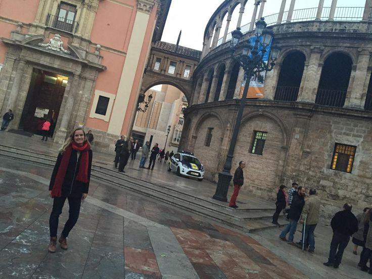 """Marte Altenburg, #incomingUCV de CAFD nos cuenta su experiencia #Erasmus: """"Estudiar un semestre en #Valencia me ha aportado un montón de nuevas experiencias. Hice tantas cosas que nunca había hecho antes en la #Universidad, como escalada y rappel en las montañas; conocí a tantas grandes personas de todo el mundo, y juntos y aprendimos mucho sobre otras culturas. Nunca me arrepentiré de haber sido estudiante Erasmus en la UCV!!"""" #AlumnosUCV"""