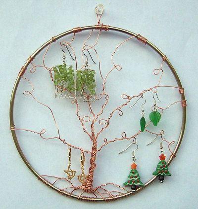 ideas para exhibidores de bisuteria 3 - another tree