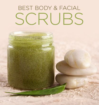 Must-try facial & body scrubs for smooth skin #beauty