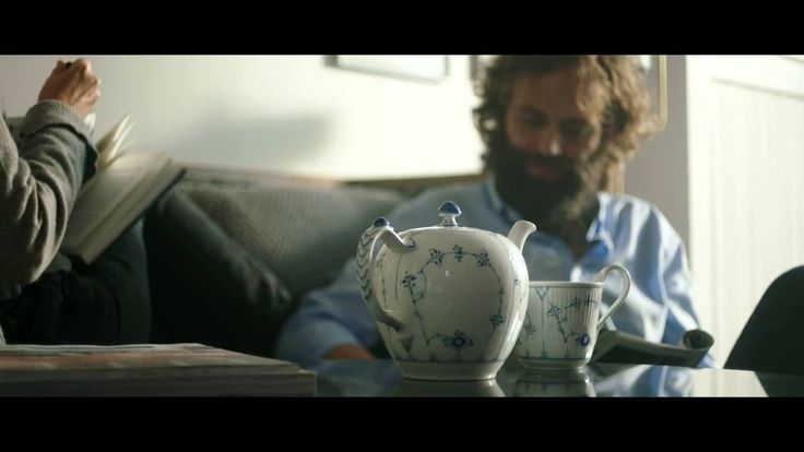 """Royal Copenhagen """"A Passion for Blue since 1775"""". Perfect storytelling; causes goosebumps every time I watch it...great!"""