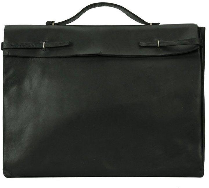Ma+ single handle briefcase