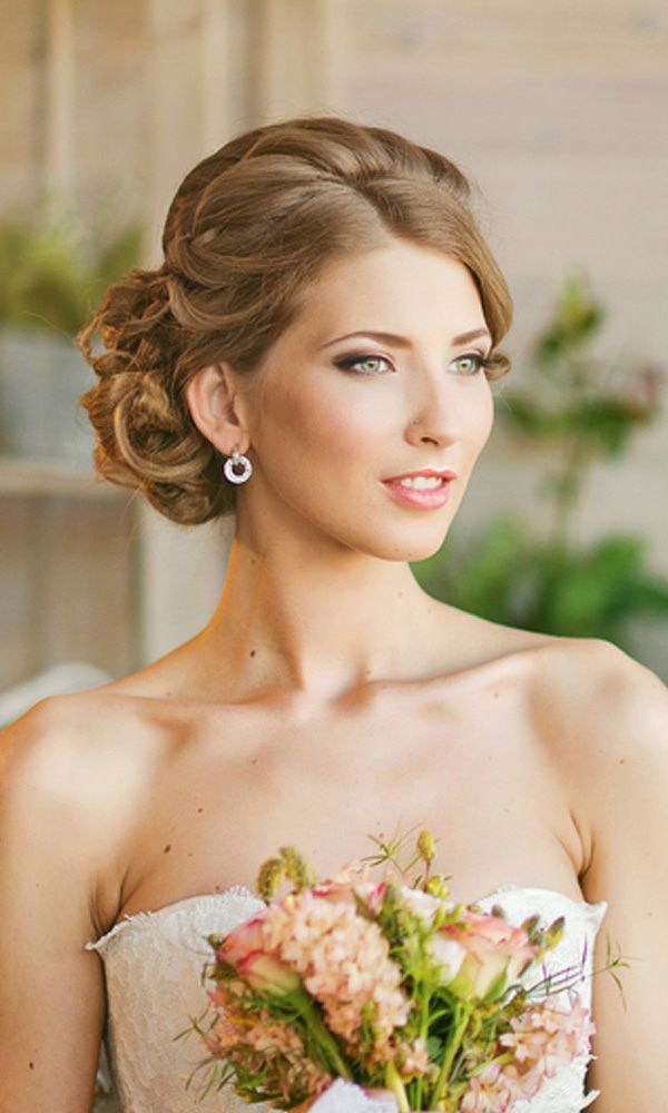 42 Wedding Hairstyles Romantic Bridal Updos Hair