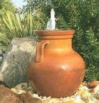 17 mejores ideas sobre c ntaros de ceramica en pinterest for Tinajas de barro para jardin