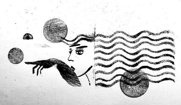 sketchbook by marta kosek