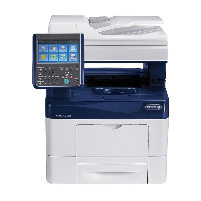 Xerox Workcentre 6655 Farbmultifunktionsdrucker Din A4 Airprint
