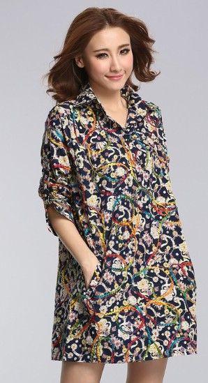 Одежда для беременных плюс размер материнства блузки и рубашки 100% хлопка одежды для беременных свободные клетчатую рубашку с длинными рукавами топ