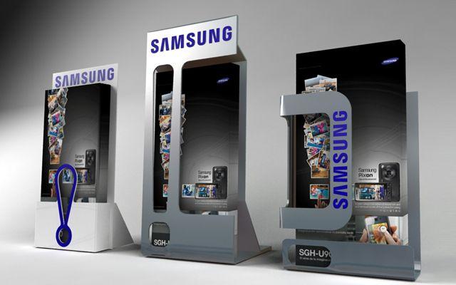 <strong>Samsung.</strong> - Portafolletos