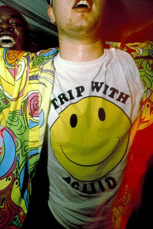 Acid House Youth Culture Photos by PYMCA - Vintage By Hemingway Celebrating 5 Decades of British Cool