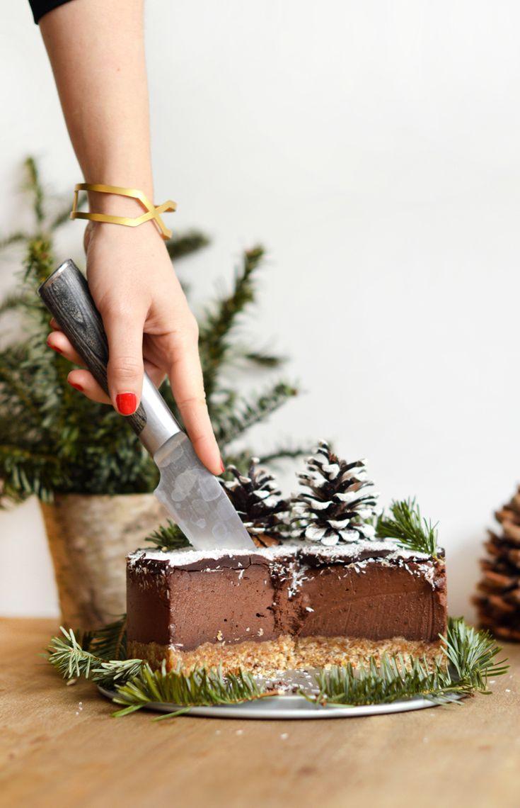 Berühmt Les 25 meilleures idées de la catégorie Cake vegan sur Pinterest  IF27