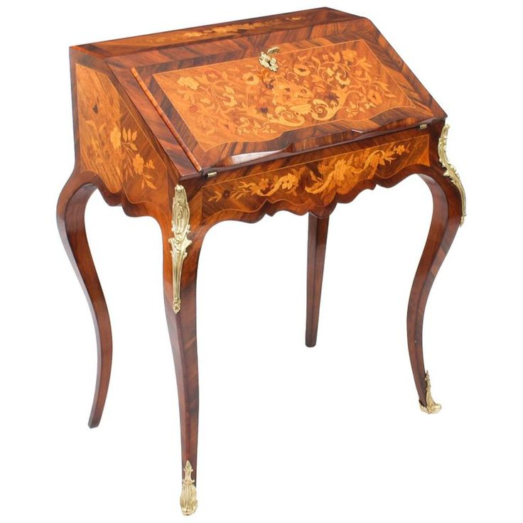 dating antique french furniture