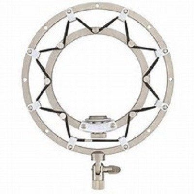 Blue Microphones Radius Suspension ShockMount for Yeti/Yeti Pro Microphone. Vintage styling and durable. Isolates microphone from ambient vibrations, shock and noise. Shipped within Canada.   NEW improved hinge design that locks into place.