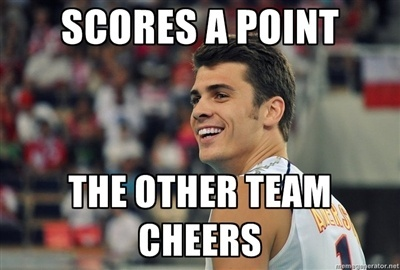 Matt Anderson- USA Volleyball *swoon*