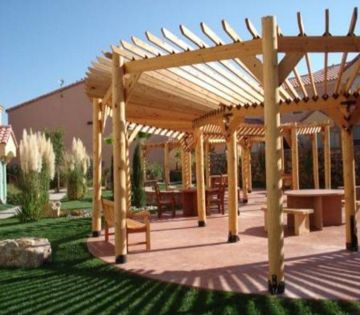 108 best garden / yard pergolas / gezebo images on pinterest ... - Patio Ideas With Pergola