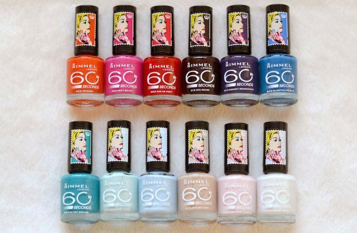 Rita Ora nagellak collectie