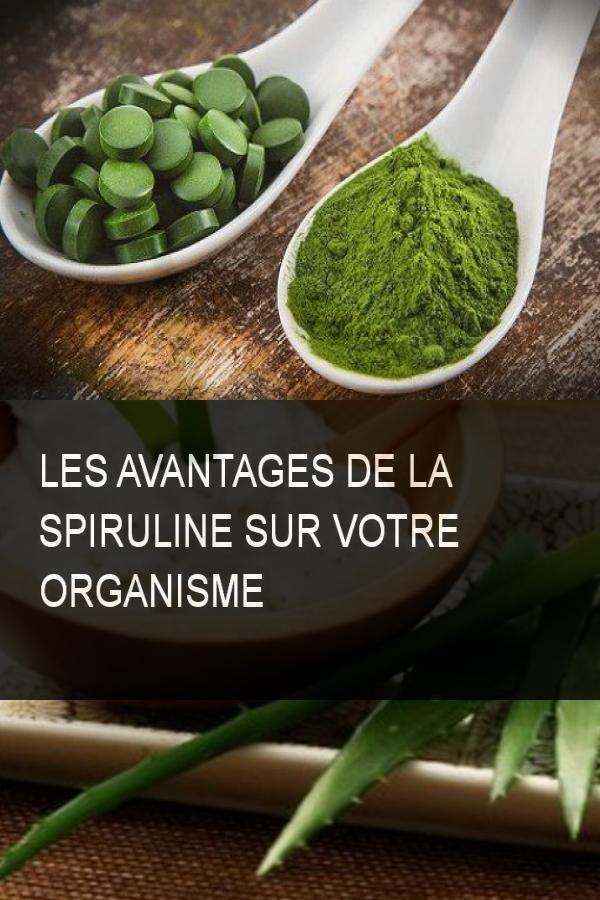 La Spiruline : Comparatif - Herbes - Indications | Pourquoi faire une cure ?