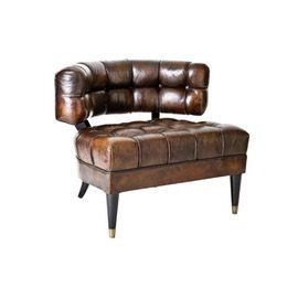 Tribeca Deep Tufted Chair  Transitional, Upholstery  Fabric, Seating by Jean De Merry