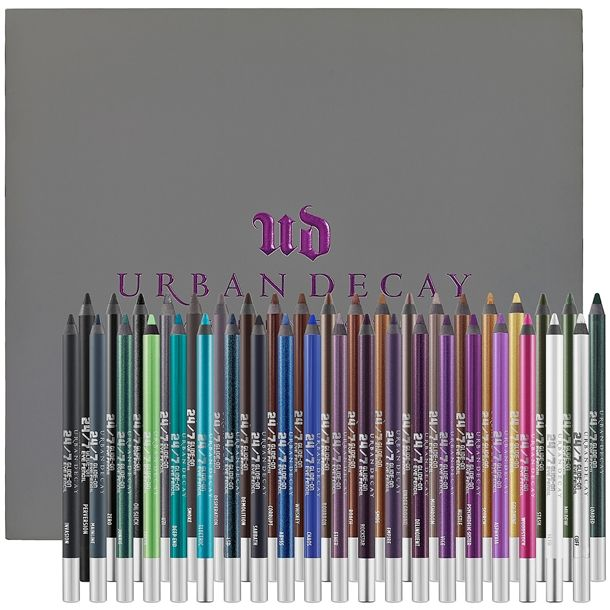 Urban Decay 24/7 Glide-On Eye Pencil Vault for Holiday 2013