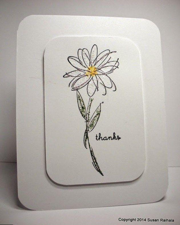 Card design: Clean & Simple