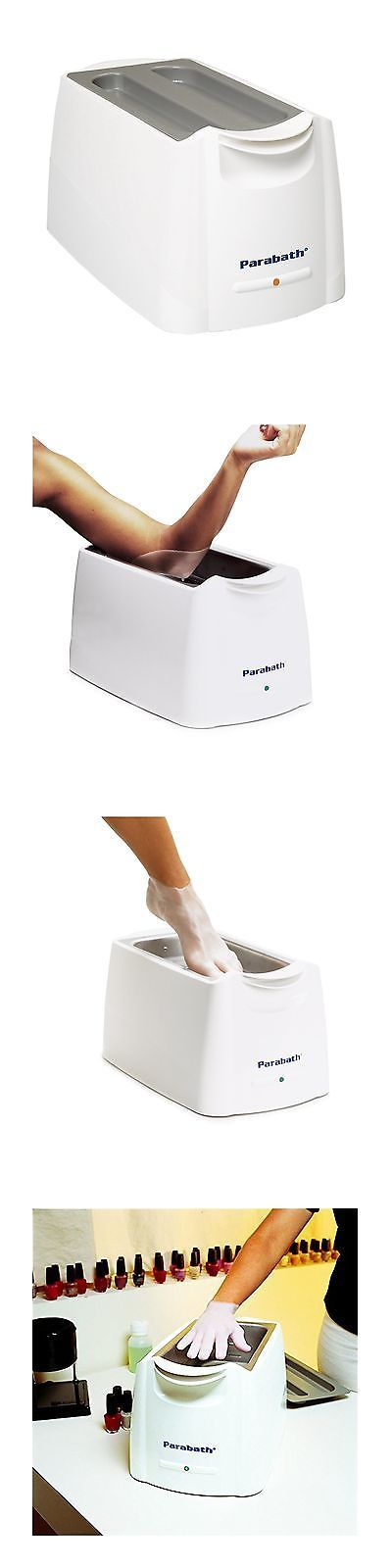 Spas Baths and Supplies: Parabath Paraffin Wax Heating Unit Paraffin Wax Treatment Bath For Heat Thera... -> BUY IT NOW ONLY: $217.77 on eBay!