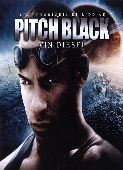 Pitch Black Stream German