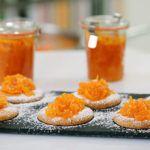 Περσική μαρμελάδα καρότου με πορτοκάλι – MasterClass
