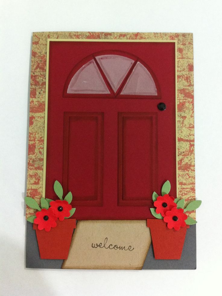 Housewarming card stampin up robyn 39 s cards and What is house warming