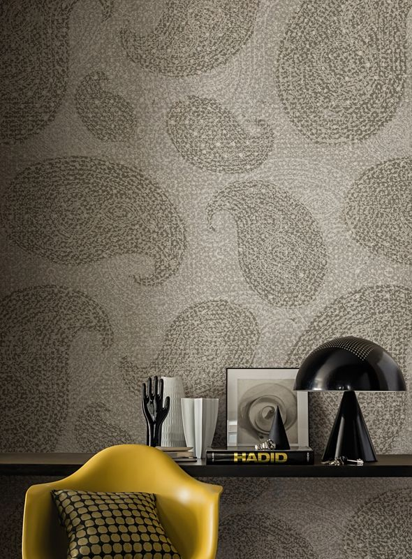 Bali -  Wall&decò wallpaper collection 2015 design Lorenzo De Grandis