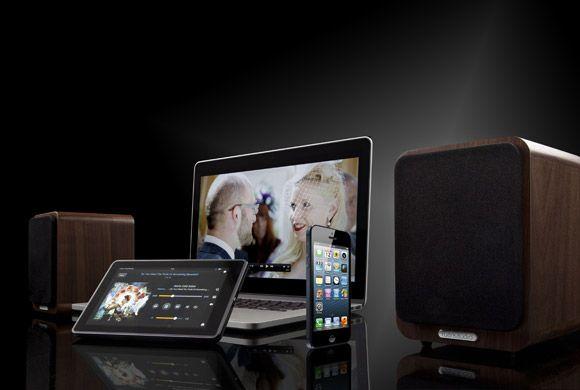 MR1 : Bluetooth speaker system Active Speaker + Bluetooth(apt-X) + Aux www.delfin.co.kr