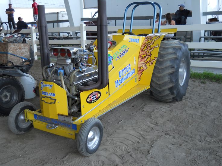 Mini Mod Tractor Pulling : Best tractors pulling and farm images on pinterest