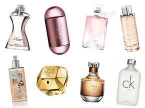 Perfumes Femininos Mais Vendidos do Brasil 2016
