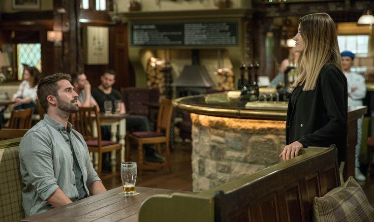 Emmerdale: Debbie flirts with Ross lookalike Cory