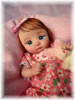 """❤OOAK HAND SCULPTED  BABY GIRL """"SHELBY""""   BY: JONI INLOW* DOLLY-STREET❤"""