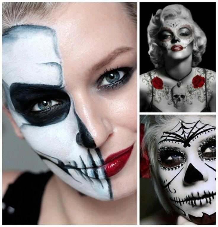 maquillage halloween quoi utiliser