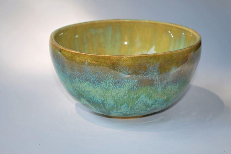 Ceramic stoneware bowl by Michopoulou