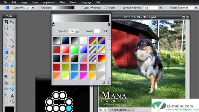 el mejor editor de fotos online