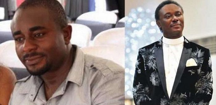 Finally, pastor Chris Okotie reacts to Emeka Ike's marriage crisis allegation – See what he said!