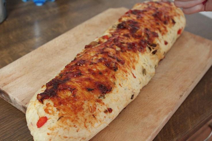 pizza bread!!