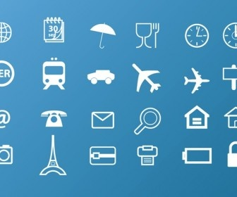 Travel Icons Pack:  http://vectorspedia.com/free-vector/travel-icons-pack-7548/