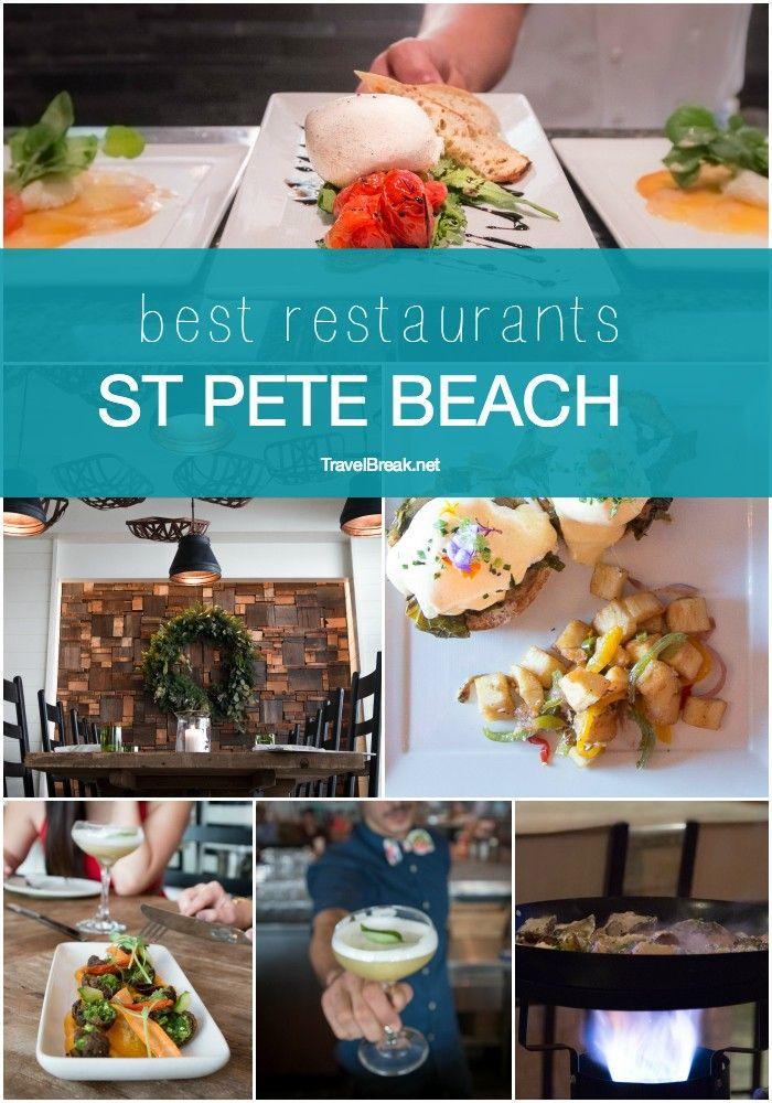 Best restaurants and bars in St Pete Beach, Florida TravelBreak.net