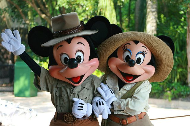 Mickey and Minnie Get New Digs at Adventurers Outpost in Animal Kingdom