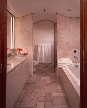 Ba o con ba era y ducha deco ba o pinterest traditional traditional bathroom and york - Bano con banera esquinera ...