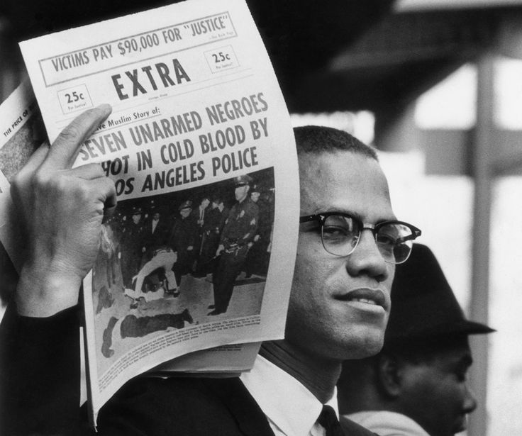 Malcolm X and Civil Rights