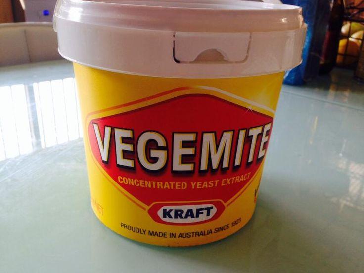 2 5 KG Vegemite Tub At Costco Australia Gosh How Much