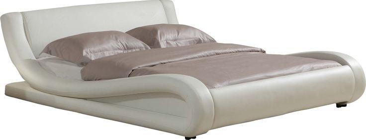 Melrose Upholstered Platform Bed
