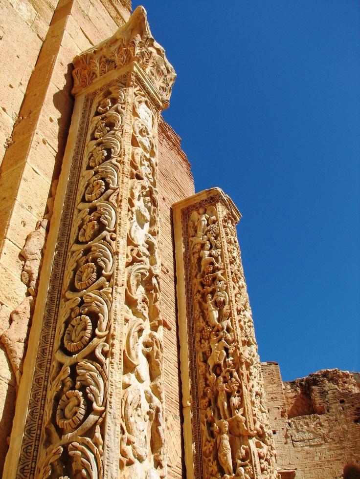 Archeologia, Libia
