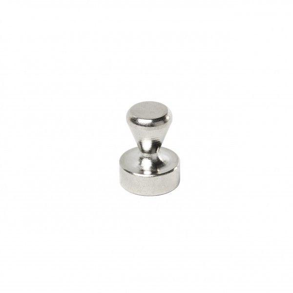 Magnete perno in acciaio inox 12x16 mm Ufficio & casa Lavagne magnetiche / Whiteboard