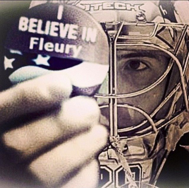 Marc-Andre Fleury • Pittsburgh Penguins