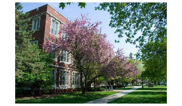 My home for 4 years: Grinnell College, Iowa, USA
