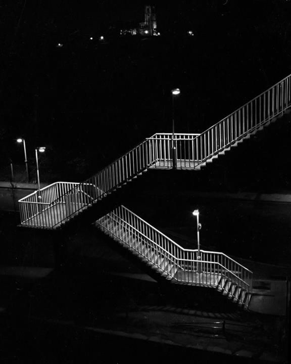 Carlisle Bridge , Lancaster UK, by Barrie Marshall,  2013